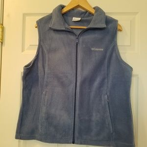Women's Columbia Benton Springs Fleece Vest - XL
